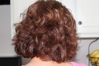 My mommy's hair - 5.10.15